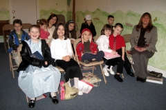 Sunday School Classes 2009