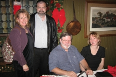 Pastor Martin's Birthday Dinner 2008